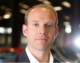 Martin Forbes, managing director of Retail and Media Solutions at Cox Automotive UK