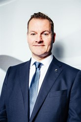 Martin Moll marketing director Peugeot UK
