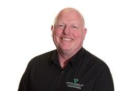 Martin Potter, Aston Barclay managing director