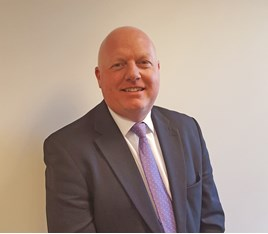 Aston Barclay's group operations director Martin Potter