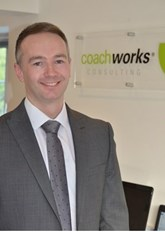 Martin Riddell, account director, Coachworks Consulting