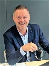 Martin Sewell, managing director, Rockar
