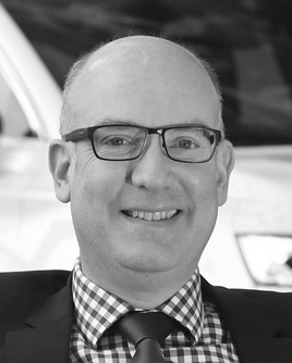 Martin Gurney, head its European Fleet and Business at Polestar