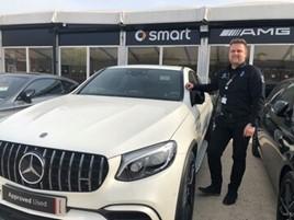 Matt Irzyk, Vertu Mercedes-Benz Reading