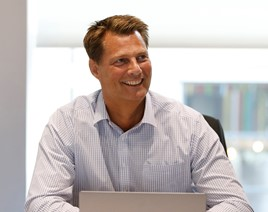 AutoProtect Group chief executive Matthew Briggs