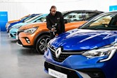 Groupe Renault UK's product 'gurus' complete vehicle tours via its new Virtual Showroom online retail platform