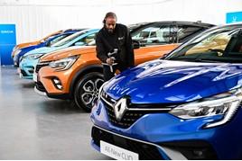 Groupe Renault UK's product 'gurus' complete vehicle tours via its new Virtual Showroom online retail platform