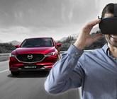 Mazda VR experience
