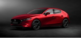 The New Mazda3 is unveiled in Los Angeles today