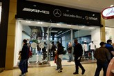 Mercedes-Benz Retail Group pop-up shop drives success