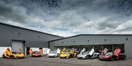 The longest serving Lotus dealership, Bell & Colvill, granted McLaren Approved status
