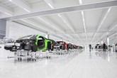 McLaren Production Centre