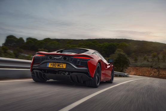 McLaren Automotive's Artura supercar
