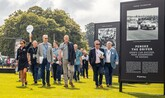 Sytner Group's Elite Technicians Programme finalists at the Goodwood Festival of Speed