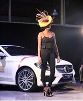 Mercedes-Benz Birmingham Central and LSH Auto UK host New Narrative Enterprise Foundation catwalk show
