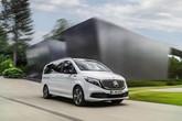 Mercedes-Benz Vans' EQV MPV EV