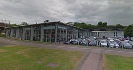 Mercedes-Benz Retail Group's Watford dealership