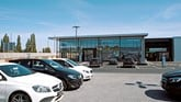Inchcape Mercedes-Benz and smart dealership, Coventry