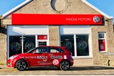 Mackie Motors MG Motor UK dealership