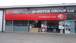 John Stewart Motors, Warrington