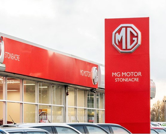 Stoneacre Motor Group's new MG Motor UK dealership in Doncaster