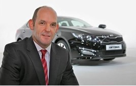 Michael Cole chief operating officer and executive vice president Kia US