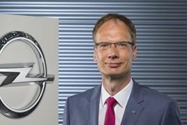 New Opel/Vauxhall chief executive Michael Lohscheller