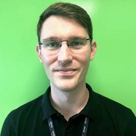 Mike Horsley, senior software engineer, iVendi