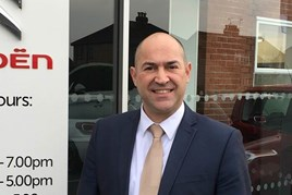 Swansway Chester Citroen Sales Manager Mike Jeffs