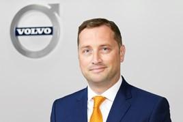 Volvo Car UK marketing strategy director Mike Johnstone
