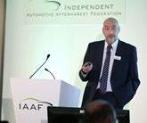 Independent Automotive Aftermarket Federation (IAAF) head of membership development, Mike Smallbone