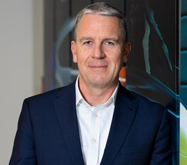 Volkswagen Financial Services (VWFS) chief executive, Mike Todd