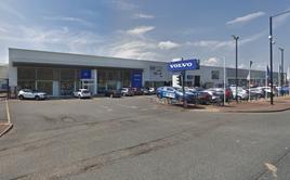 Mill Garages Volvo Newcastle