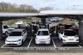 The Milton Keynes EV charging hub