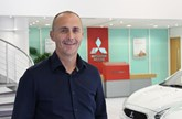 Clive Messenger, Mitsubishi Motors UK