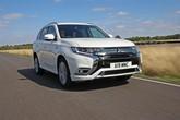 Mitsubishi Motors UK Outlander PHEV