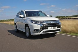 Mitsubishi Motors UK Outlander PHEV