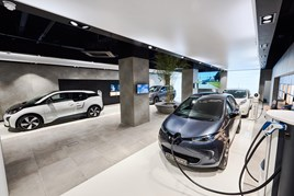 The new Chargemaster EV Centre