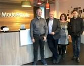 Moneypenny and MadeSimple leadership teams