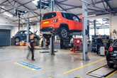 FCA Group's Mopar Express Lane servicing