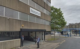 Fined: Motorsure Limited's Motorhub used car retail site in Keighley