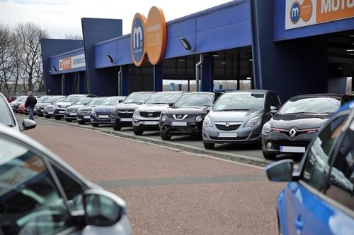 Car supermarket Motorpoint says revenues are up and margins