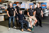 The Motorpoint Online team celebrate 20 years