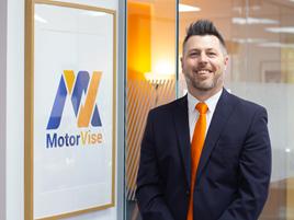 MotorVise Andy Drinkel head of dealer sales