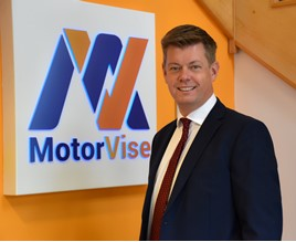 Fraser Brown, founder and managing director of MotorVise