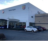 Motorvogue's new FCA Group multi-brand dealership in Norwich