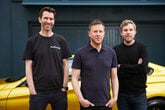 Motorway founders Alex Buttle, Tom Leathes and Harry Jones