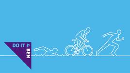 The Move4Ben charity fund-raising challenge logo