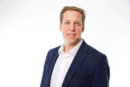 Auto Trader operations director Nathan Coe