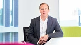 Auto Trader chief executive, Nathan Coe